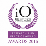 Research in practice award
