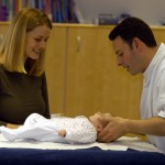 Osteopathy and babies